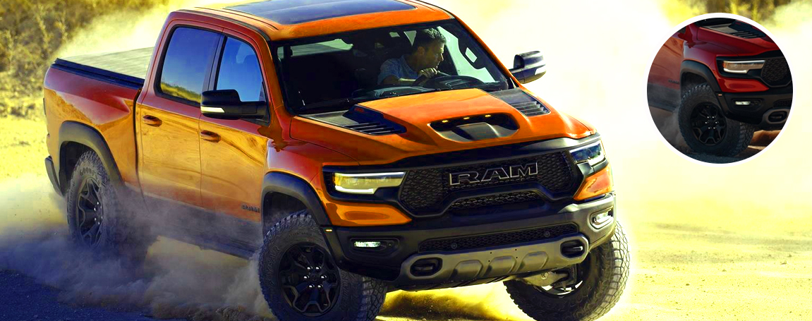 Reviewing the 2021 Ram Rebel